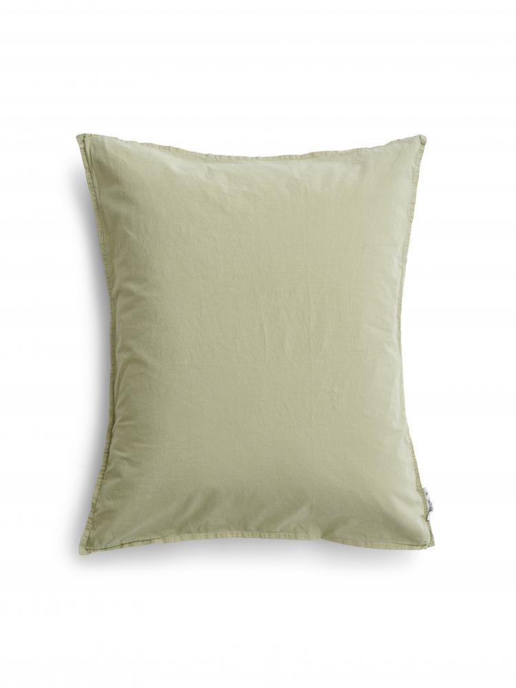 Kuddfodral Crinkle Green