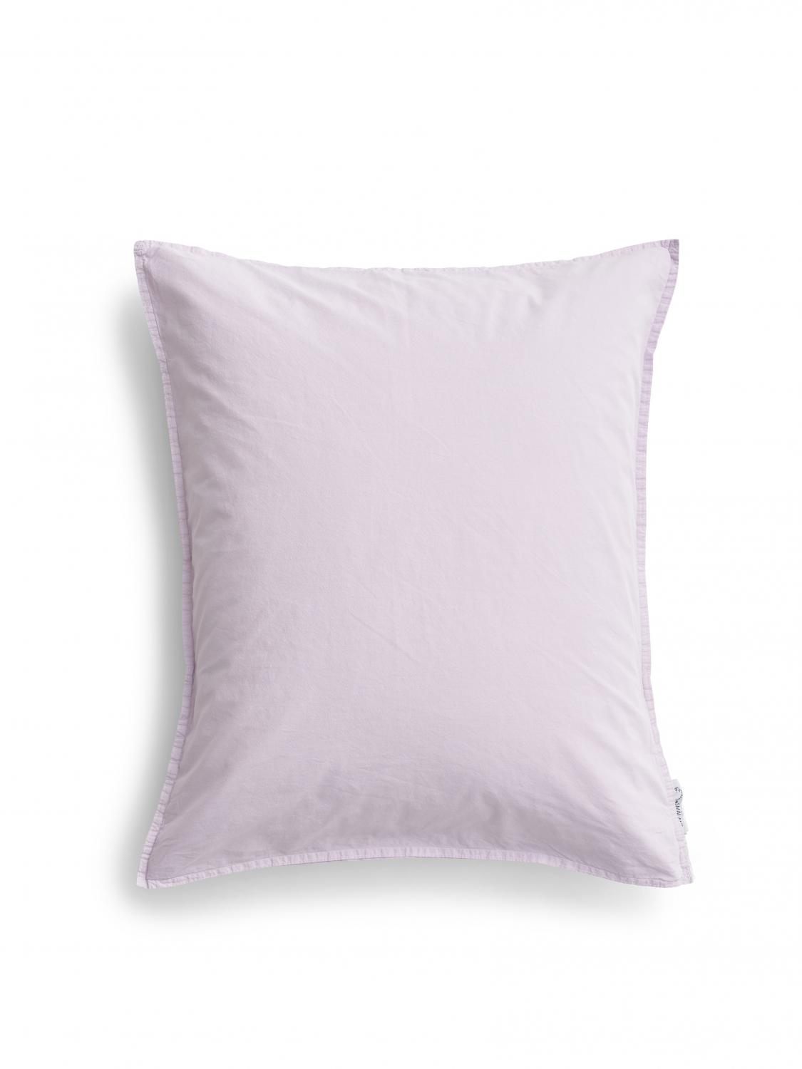 50x60cm Pillowcase Crinkle Lilac