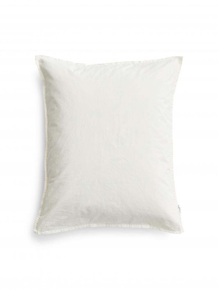 50x60cm Pillowcase Crinkle Off White