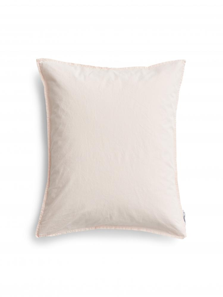 50x60cm Pillowcase Crinkle New Pale Pink