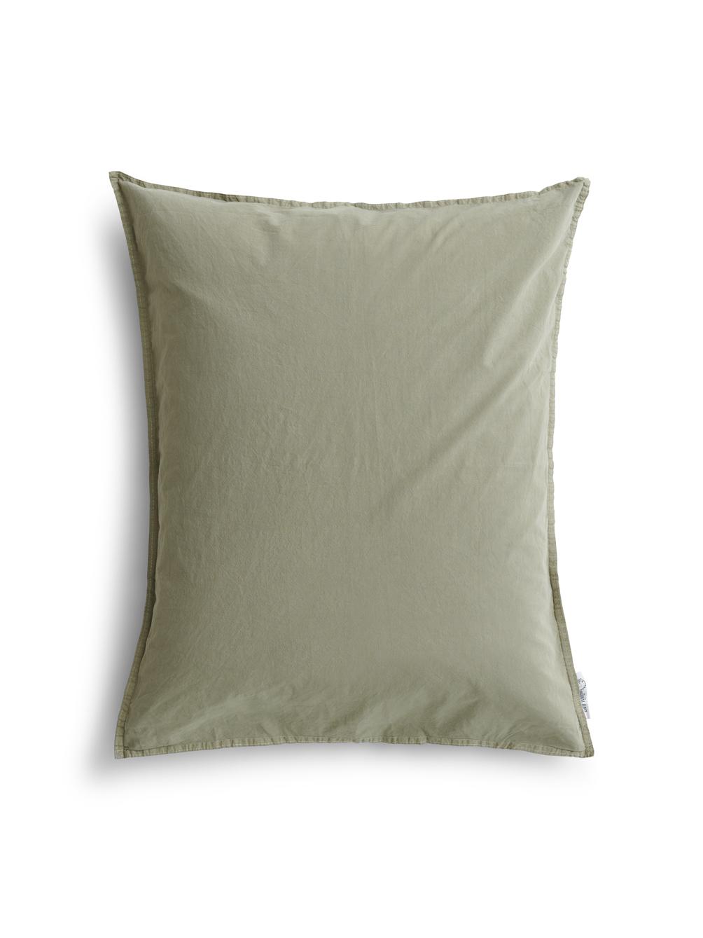 Pillowcase Crinkle Sage