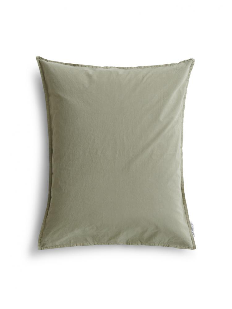 50x60cm Pillowcase Crinkle Sage
