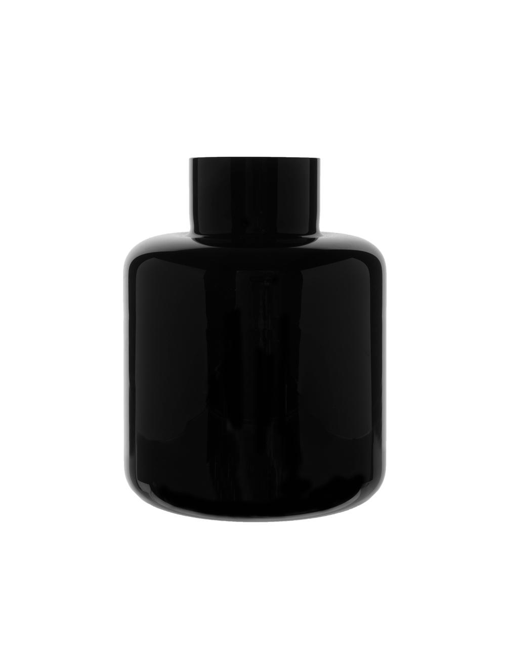 Black PONNY Vase