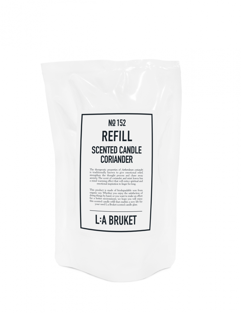 Refill Scented Candle Coriander