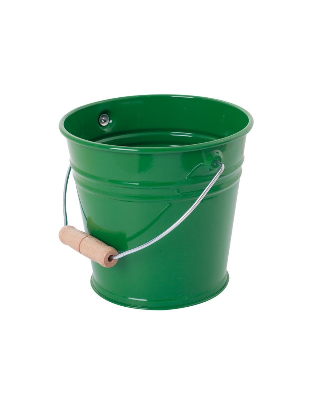 Sand Bucket Green