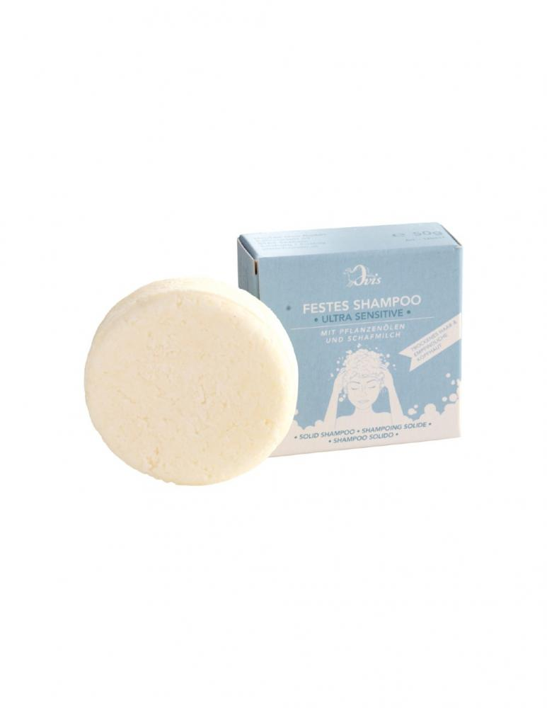 Solid Shampoo Ultra Sensitive