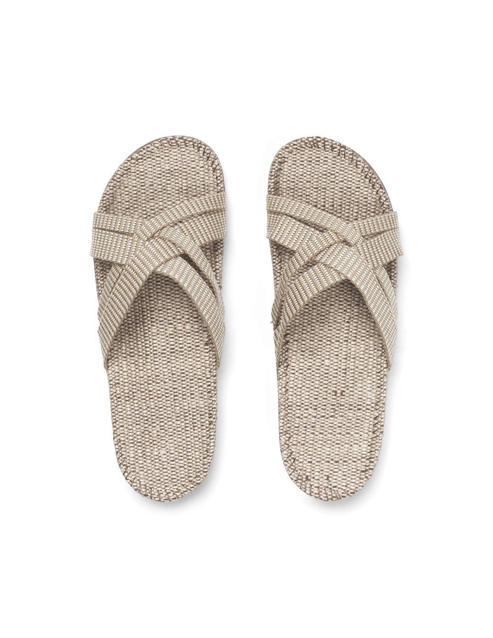 Sandals Creamy White