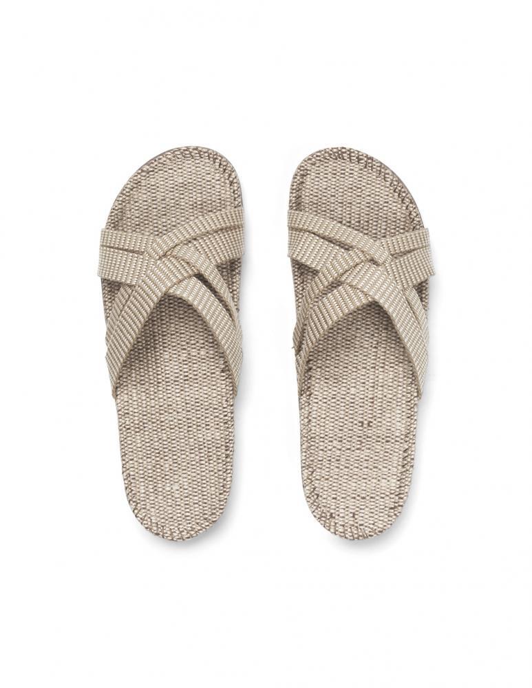 Sandaler Creamy White