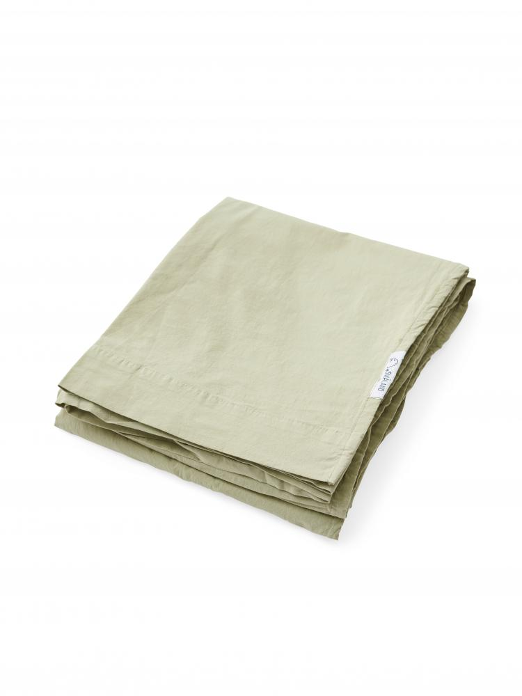 Sheets Crinkle Green