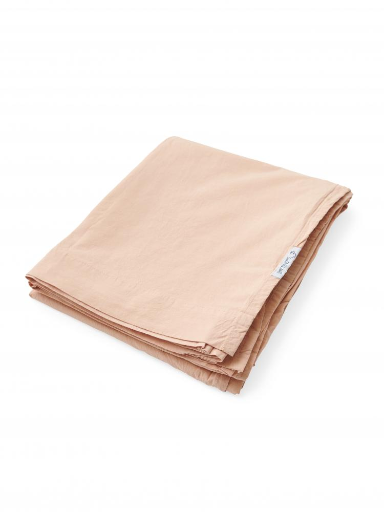 Sheets Crinkle Peach Pink