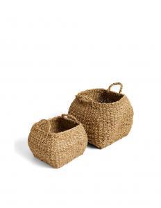 Square Belly Basket