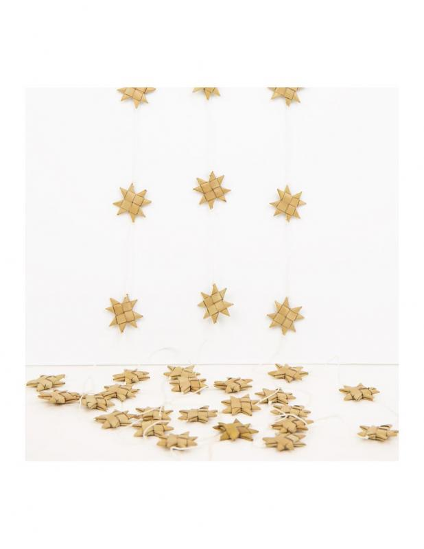 Stars on a String Garland