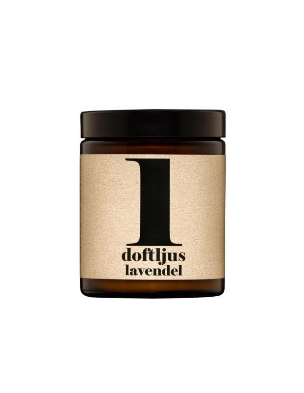 Doftljus Lavendel nr 1