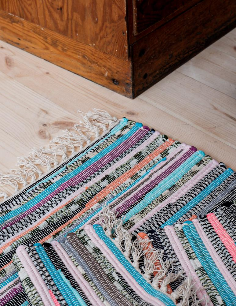 Recycled Rug Multi