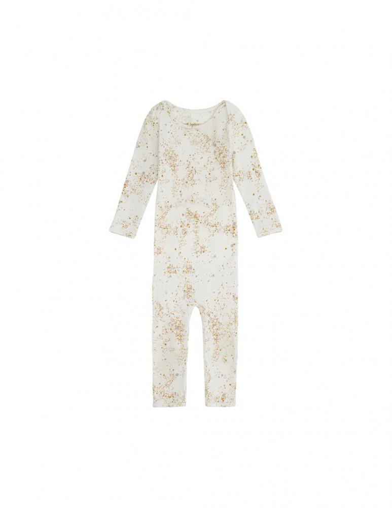 Ben Bodysuit Fluffy Sky Mini Splash