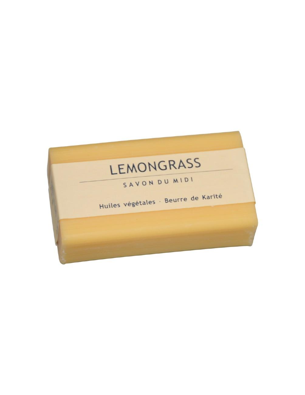 Soap Nature Lemongrass