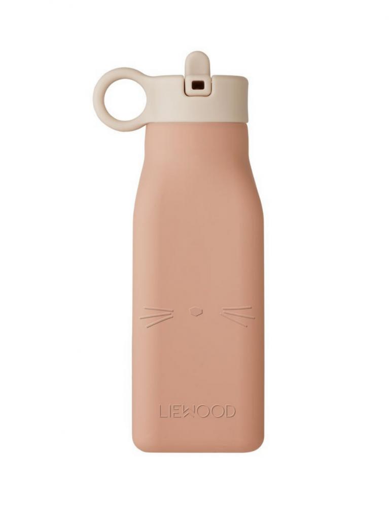 Vattenflaska Rose Cat