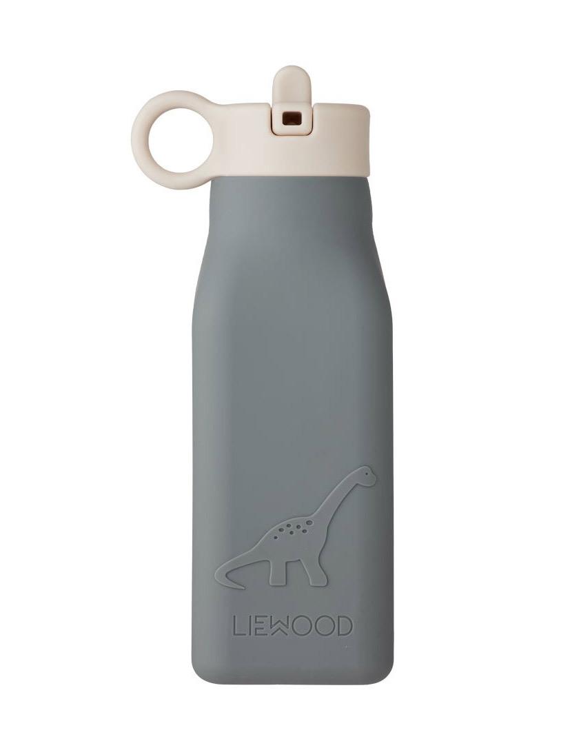 Warren Bottle Blue Dino Wave
