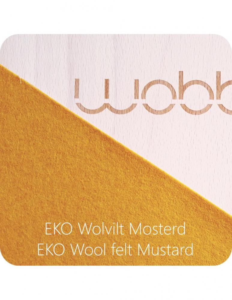 Wobbel Mustard Filt Original