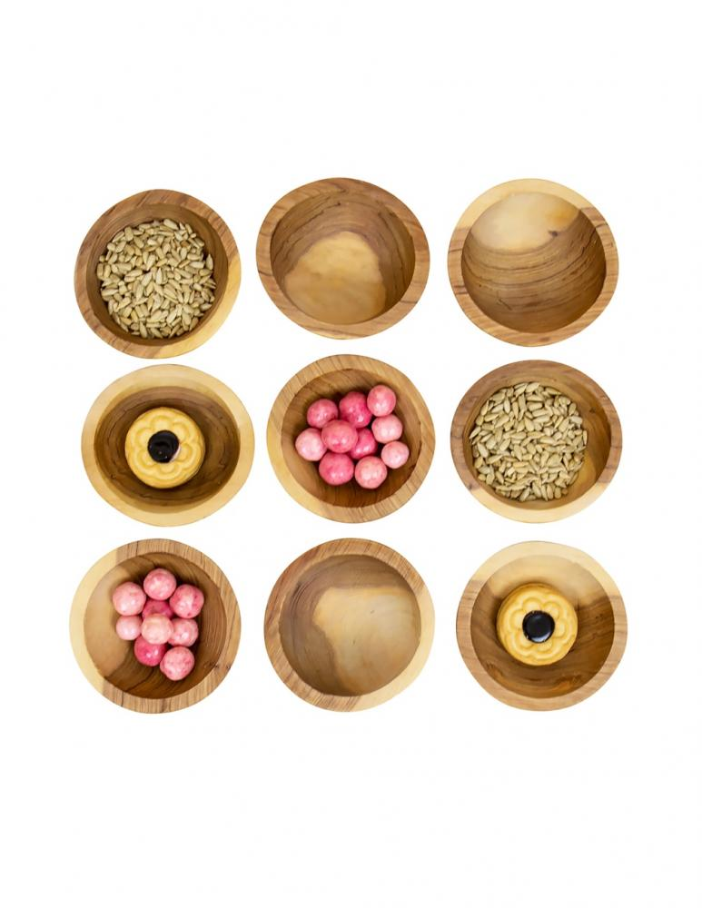Wood Mini Bowl