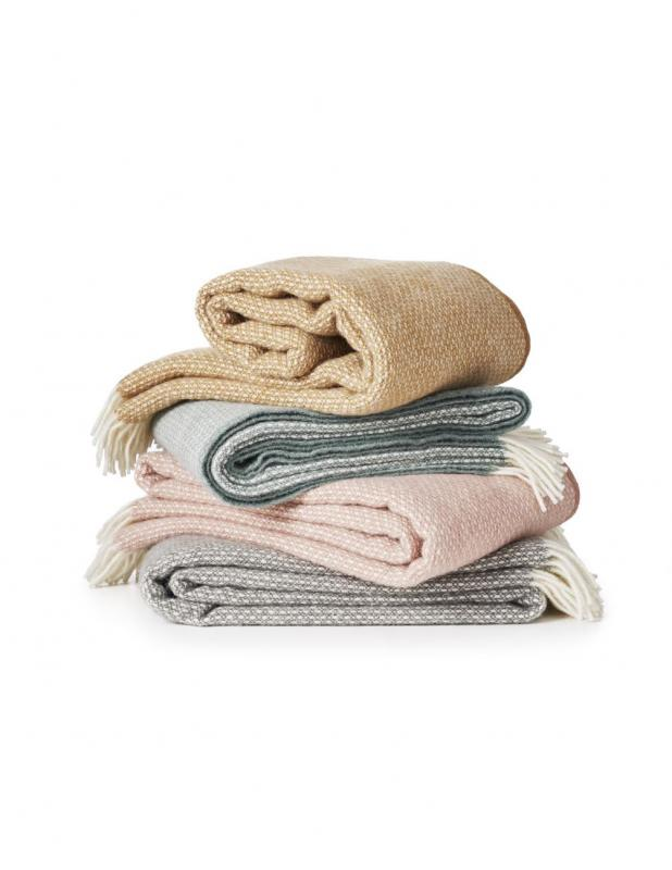 Freckles Nude Blanket/Throw