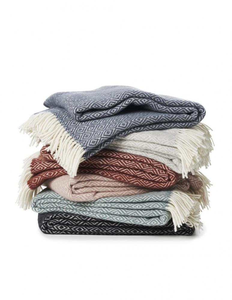 Stella Rust Blanket/Throw