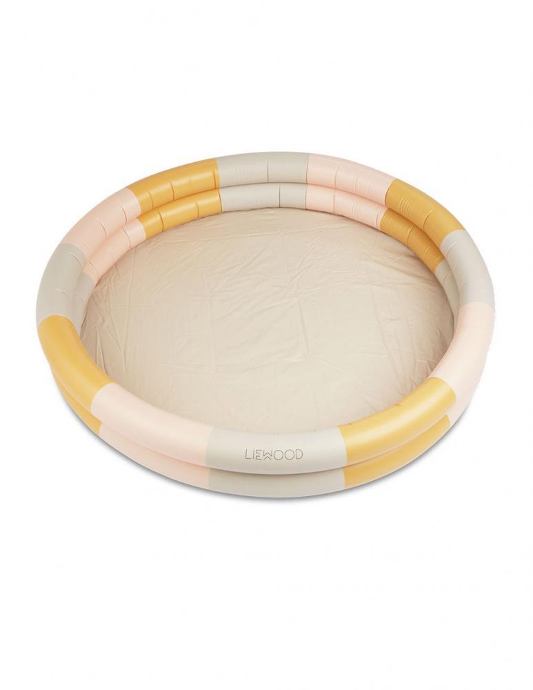 Savannah Peach/Sandy/Yellow Pool