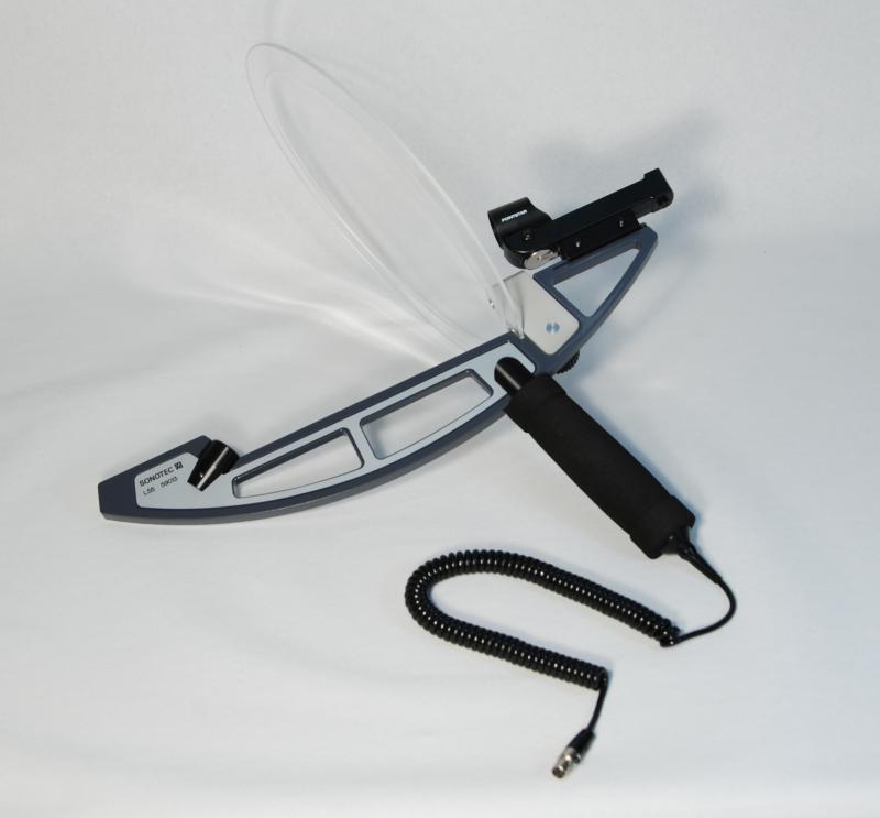 Parabolsond för läcksökare Sonaphone
