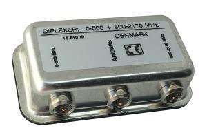 Diplexfilter 0-500/800-2170