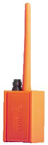 Trådlös templogger för ext Pt100, lång räckvidd - Airosensor X ER