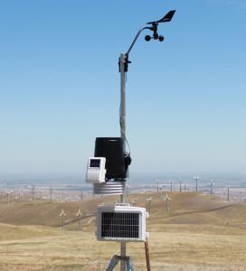 Väderstation Vantage Connect 3G & givarpkt Vantage Pro2