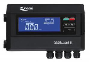 Gaslarmcentral 4 kanaler DEGA UKA III 4