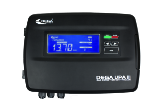 Gaslarmcentral 16 kanaler DEGA UPA III 16