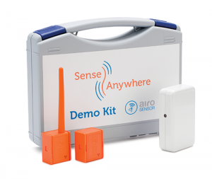 Demokit för gratis 7 dagars test - Senseanywhere