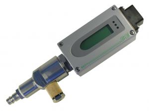 Daggpunktstransmitter m. display max -60..+60°C Td