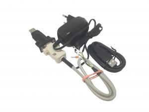 USB/RS485 omvandlare för Evikon gaslarm och instrument