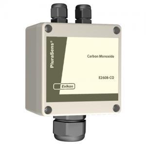 Gaslarm för koloxid CO