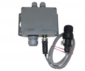 Gasdetektor för garage CO & NO2