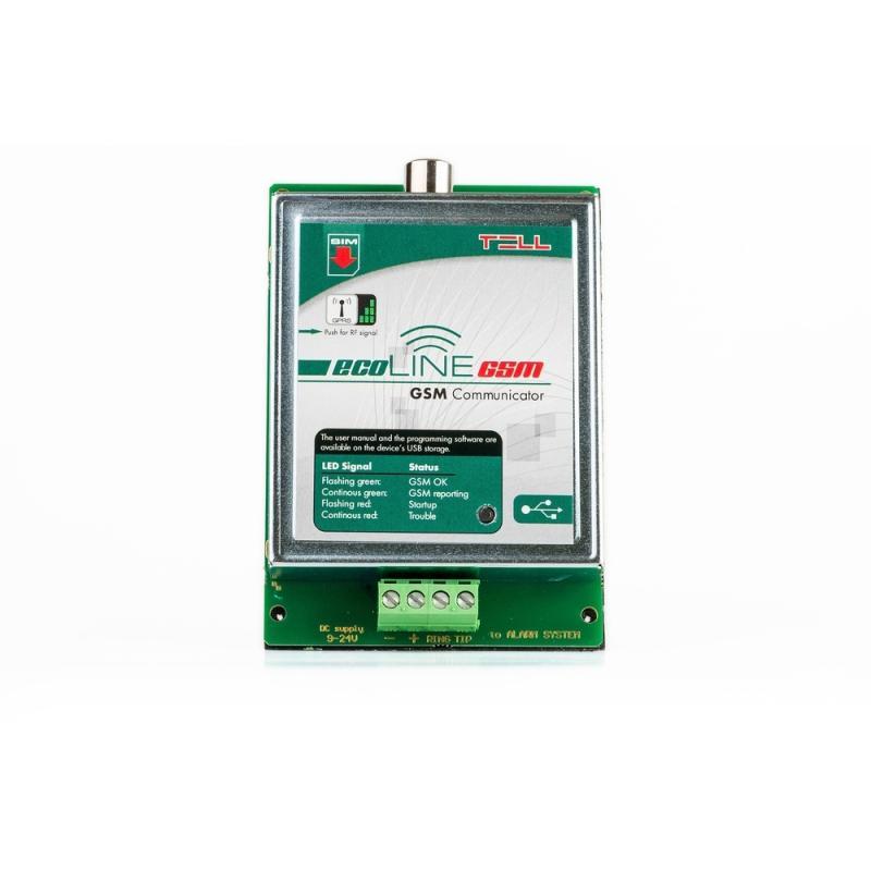 Modul för fast telefoni via GSM Ecoline II - Top
