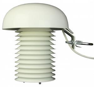 Väder- och soltrålningsskydd med aktiv ventilation F8200