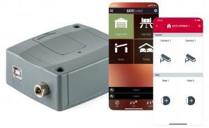 Grindstyrning med app 1000 användare 4G