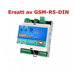 UTGÅNGEN PRODUKT - GSM-styrning för fjärrstyrning av värme