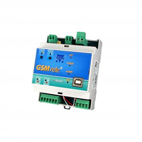 GSM-styrning för fjärrstyrning av värme
