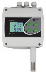 Temperatur- och luftfuktighetsregulator H3020