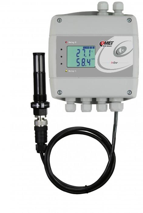 Daggpunktsregulator för tryckluft med extern givare & Ethernet
