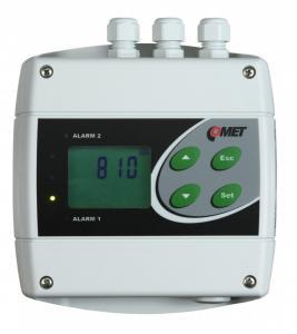 CO2-regulator med två reläutgångar H5024