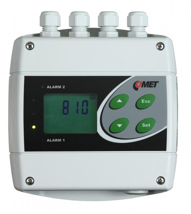 CO2-regulator med RS232