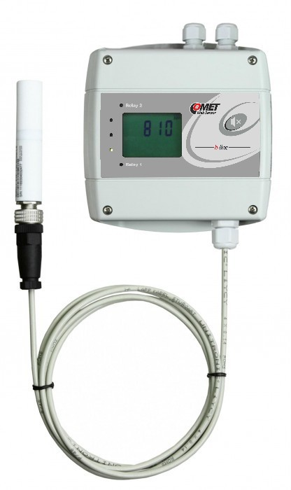 CO2-regulator med extern givare & Ethernet