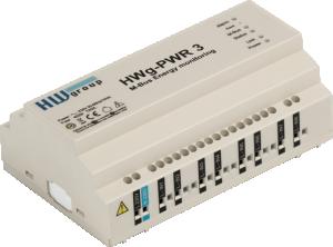 Ethernet gateway för M-Bus mätare HWg-PWR