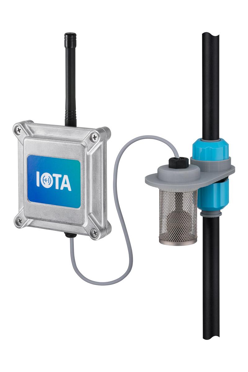 Sensor för vattennivå för Sigfox